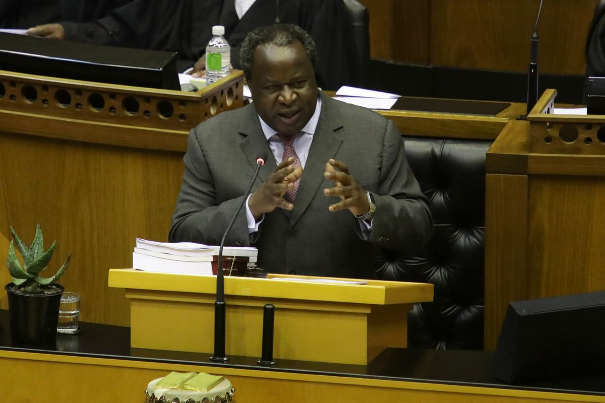 Mboweni's Tough South African Budget Task Laid Out in Charts