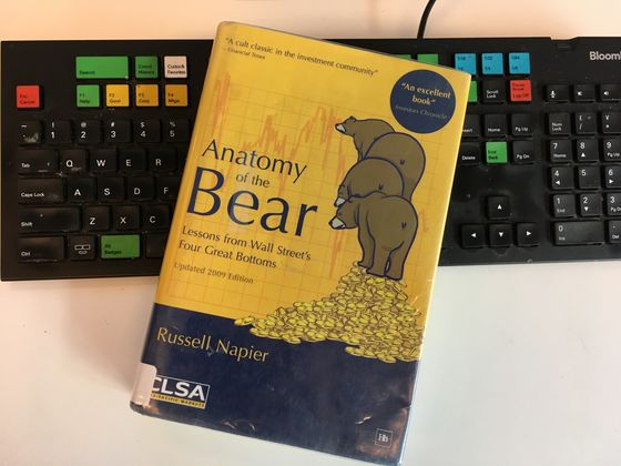 Authers' Notes on 'Anatomy of the Bear': TOPLive Transcript