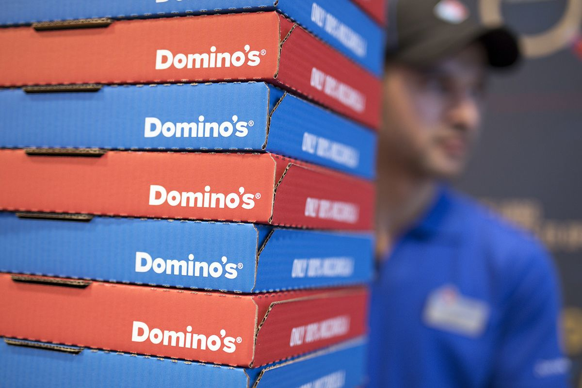 Ford, Domino's to Test Consumer Appetite for Driverless Delivery