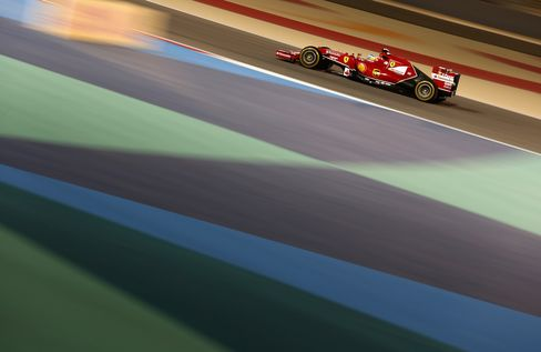 Formula One Grand Prix in Bahrain