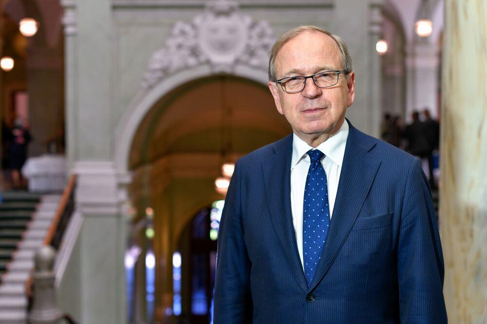 ECB次期総裁、最有力は前フィン...