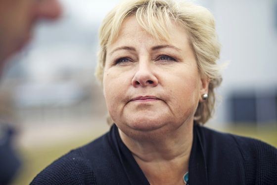 Norway's Solberg Tightens Political Grip After Winning Key Vote