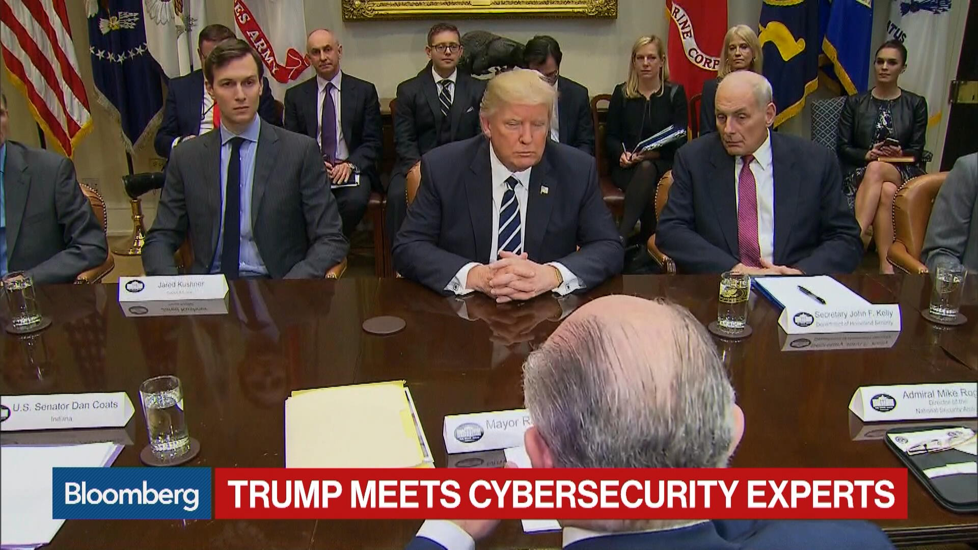 Giuliani: Cyber Theft Fastest Growing Form of Crime – Bloomberg