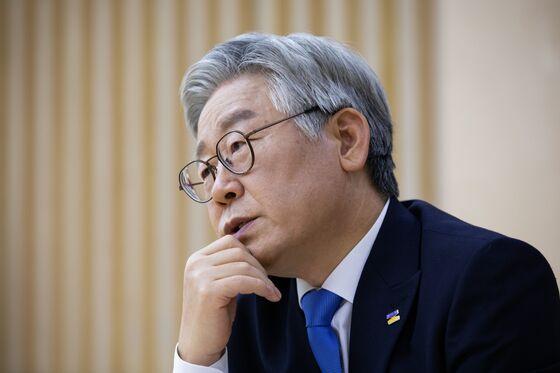 Basic Income Backer Wins South Korea Ruling Party Presidency Bid