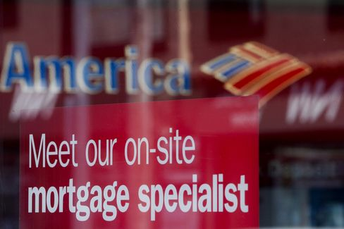 BofA Said to Cut 1,300 More Mortgage Division Jobs