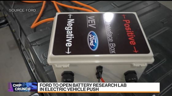 Ford to Open Battery Research Lab in Electric Vehicle Push