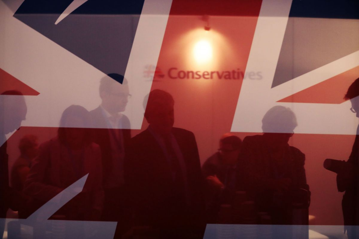 U.K. Conservative Party's Splits Wide as Ever: Brexit Update