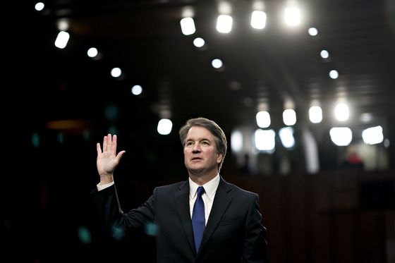 Kavanaugh Promises Impartiality After Hearings Erupt Into Rancor