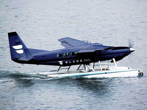 A Blade seaplane.