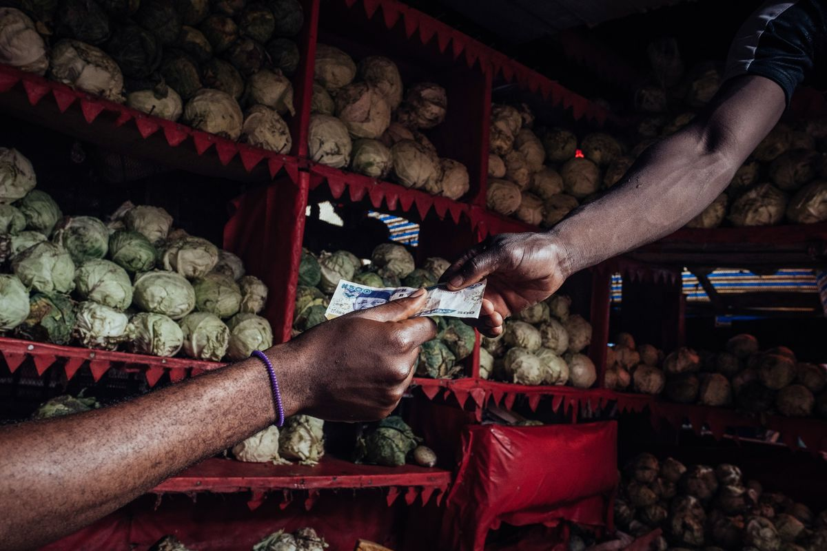 Nigerian Inflation Slows to 17% in August, Matching Forecasts