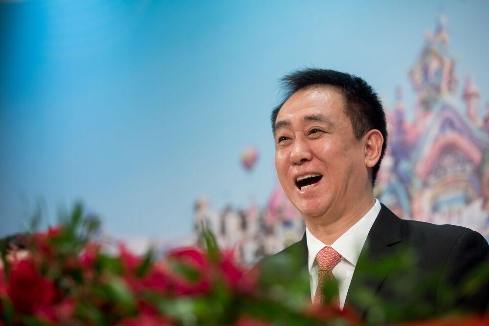 ChairmanHui Ka Yan of China Evergrande Group.