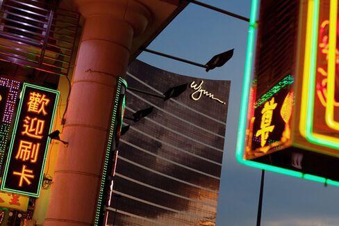 Tables Turn for Macau Casino Moguls Adelson, Wynn
