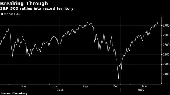 S&P 500 Record Has Skeptics But Some Strategists See Upside