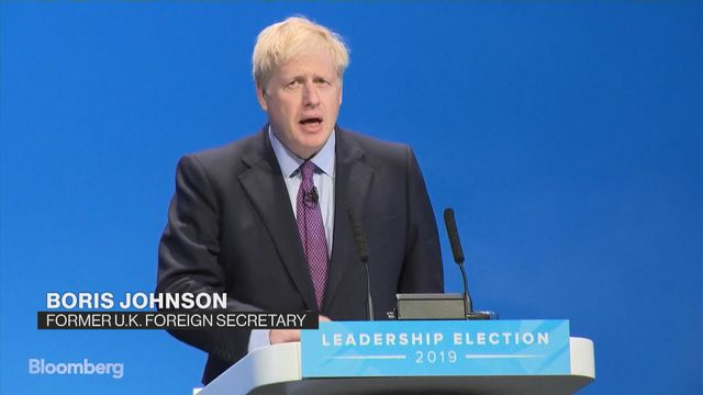 U.K. Parliament Ready to Support No-Deal Brexit, Johnson Argues