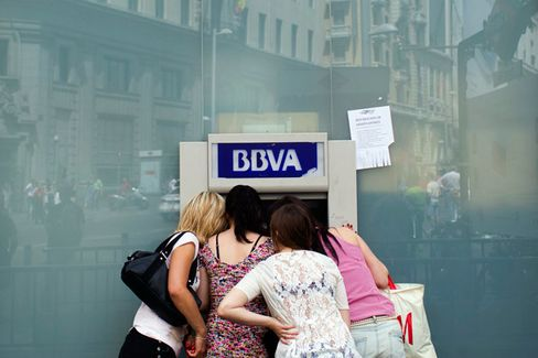 How the Sunbelt and Mexico Bailed Out Spain's BBVA