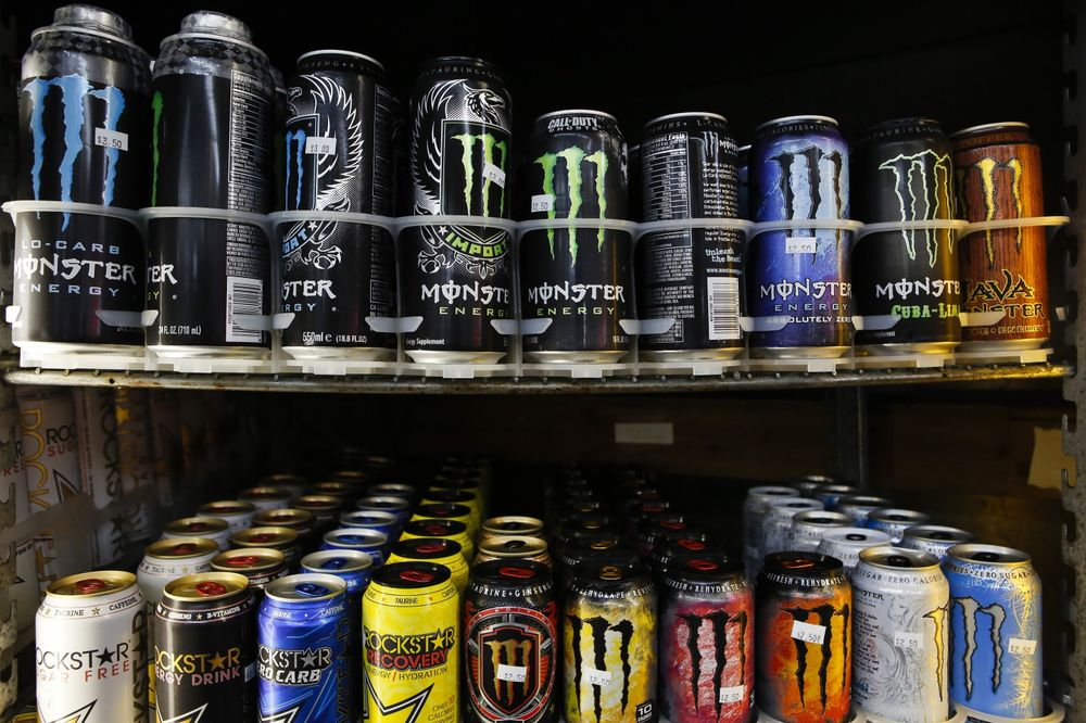 Monster Beverage (MNST) Stock Gain Doesn't Scare RBC - Bloomberg