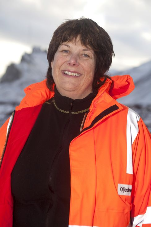 Head of Norways Petroleum Directorate Bente Nyland