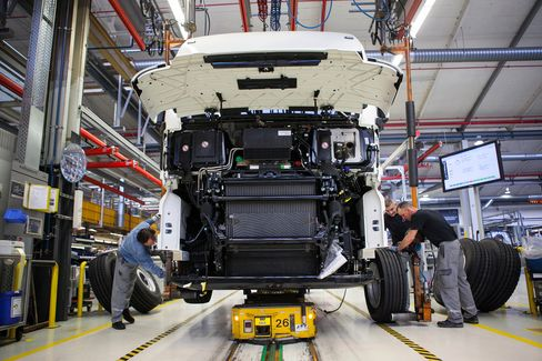MAN SE is Reducing Manufacturing at Plants in Germany