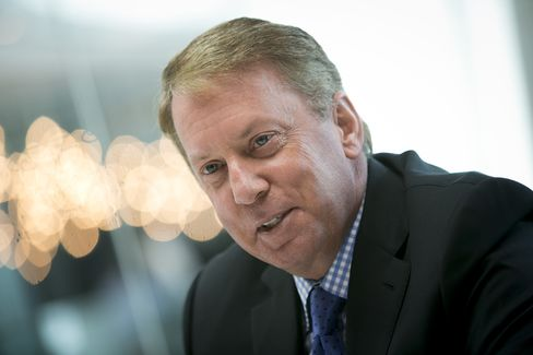 CME Group Chairman Terrence Duffy