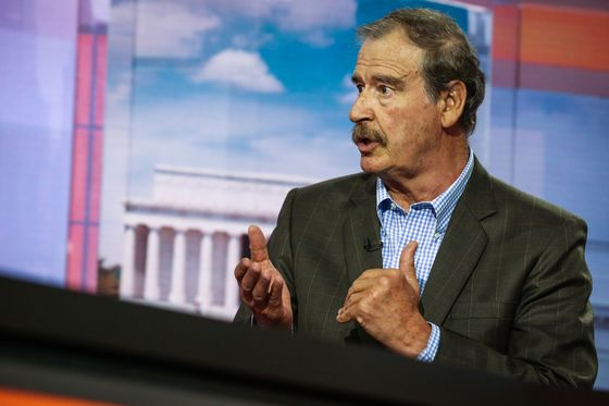 Vicente Fox Says Trump's Wrong on Everything Except Venezuela
