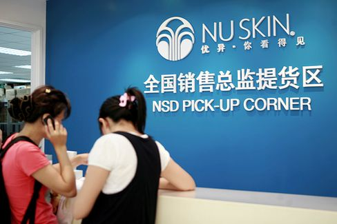 China's Nu Skin Probe Puts Other Direct Sellers on Notice