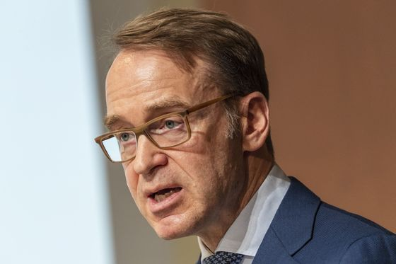 ECB's Weidmann Says Size of Yield Increases Not Too Worrying