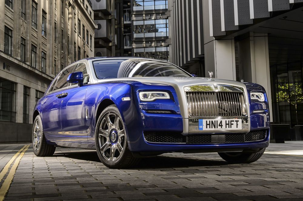 bentley flying spur or rolls-royce ghost: which fantasy car is for