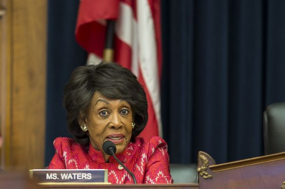 Maxine Waters Invites CFPB Workers to Inform Her of Any `Abuse'