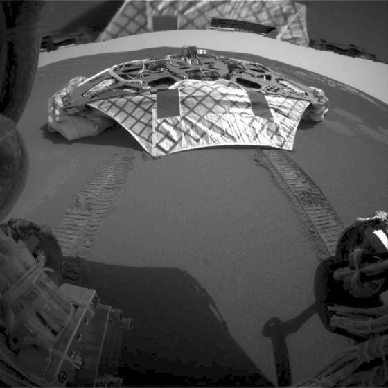 NASA Says Farewell to Mars Opportunity Rover