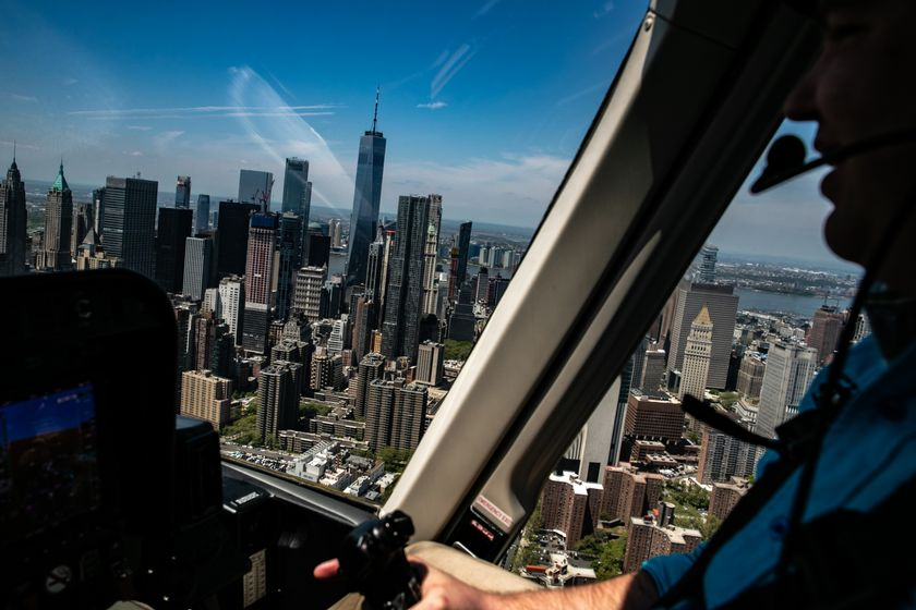 NYC Copter Startup Blade Aims At Uber Black With $195 Airport Trips