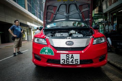 Chinese Automaker BYD Gets Greenlight to Sell Electric Vehicles in Beijing and Shanghai