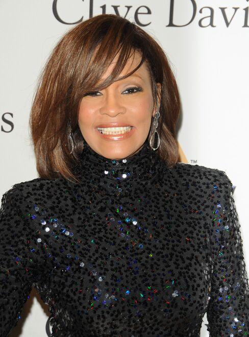 Singer Whitney Houston Dies At 48