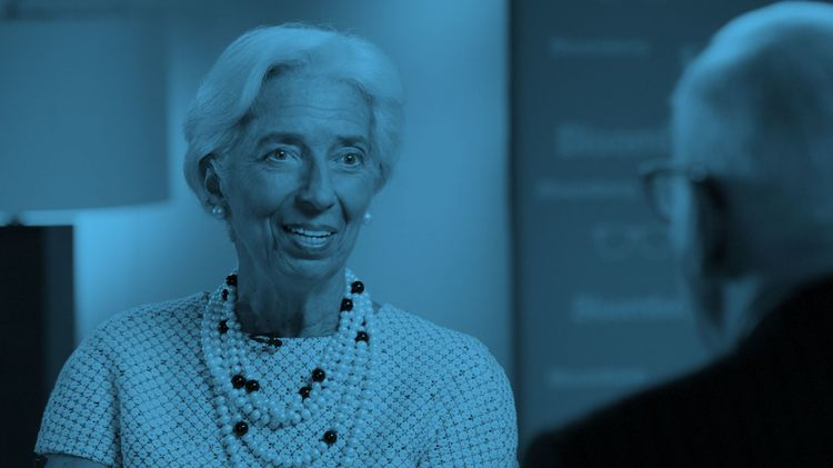 relates to Episode 12: Christine Lagarde, IMF Managing Director