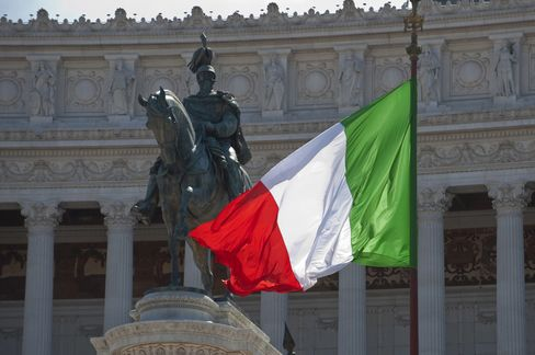 Italian Bonds, Stocks Decline on Bailout Concern