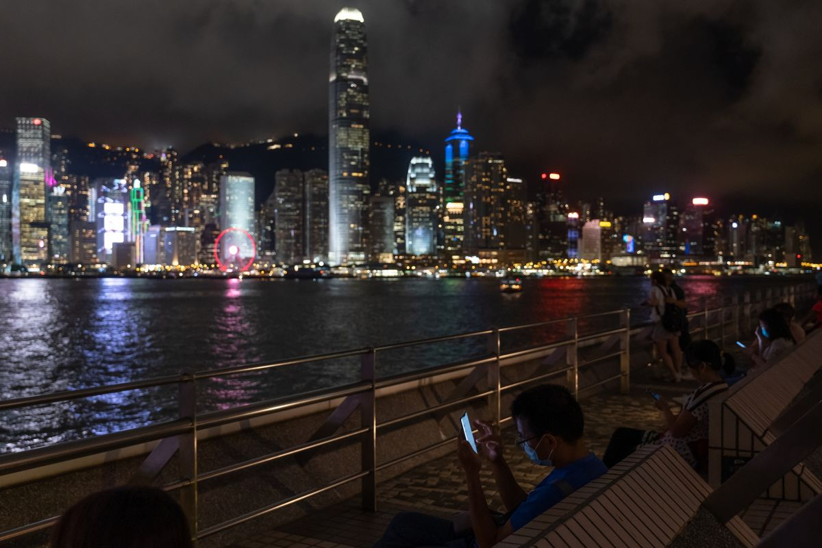 Big Tech's China Face-Off Presages an Exodus From Hong Kong