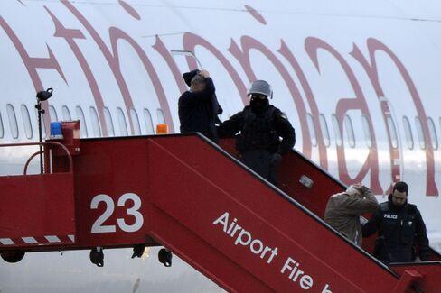 Ethiopian Airlines Hijack