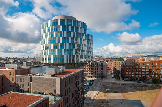 Copenhagen's New HotspotIs a TrailblazerforSustainability