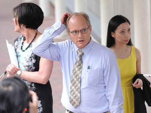 Singapore Police Accessed Shane Todd's Hard Drive, FBI Says