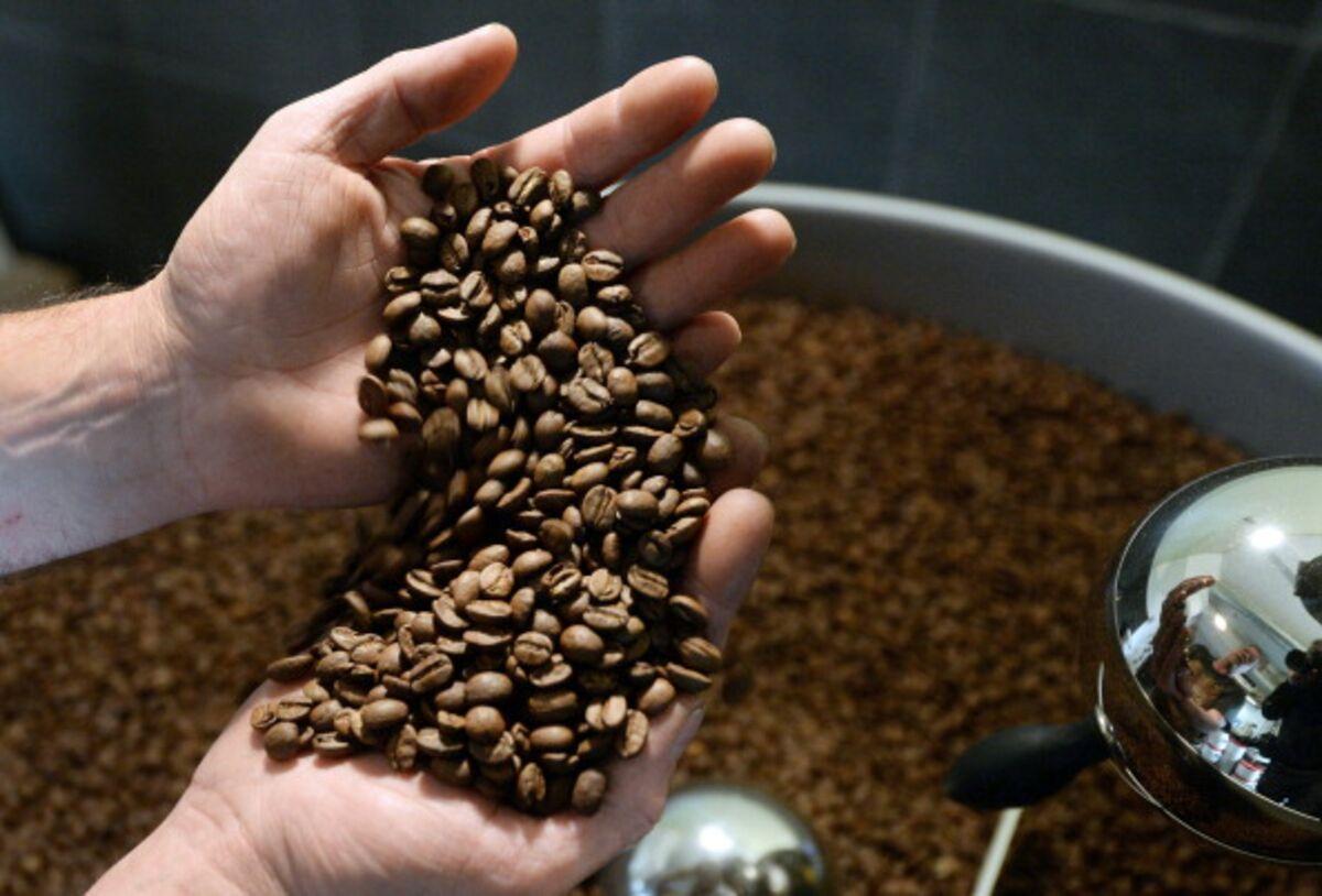 Coffee Buzz - Bloomberg Gadfly