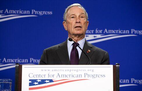 Bloomberg Calls for Ending Bush-Era Tax Cuts, 'Loopholes'