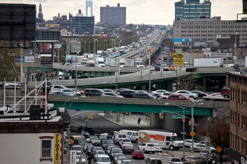 One New Yorker's Seven-Hour Post-Sandy Commute