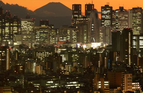 Nippon Building Fund Says Prime Office Prices Rising in Tokyo
