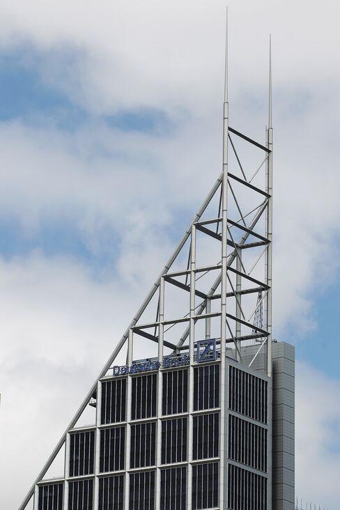 Deutsche Bank Hires Goldman Sachs McMurdo as Australia, N.Z Head