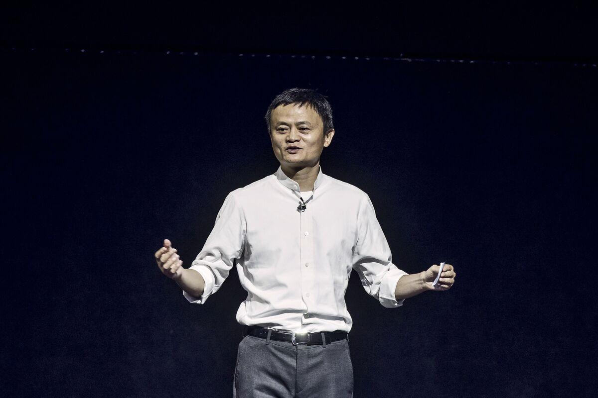 Alibaba S Jack Ma Urges China To Use Data To Combat Crime Bloomberg