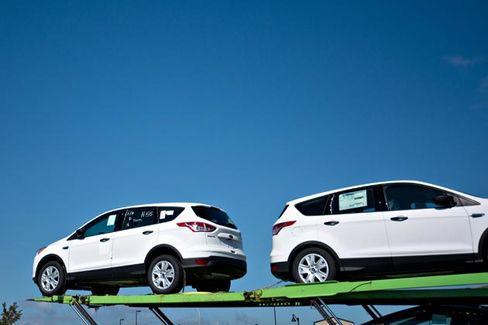 Ford Really Wants to Escape Its Recall Woes
