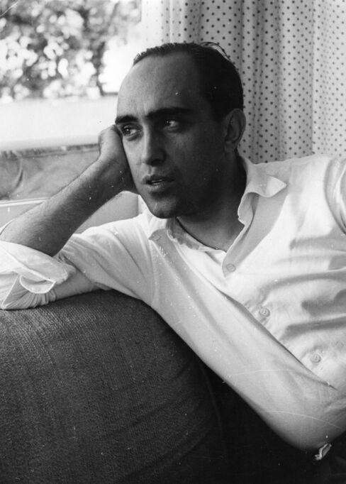 Oscar Niemeyer, Designer of UN Building, Brasilia
