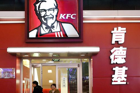KFC's Big Bucket of Problems in China