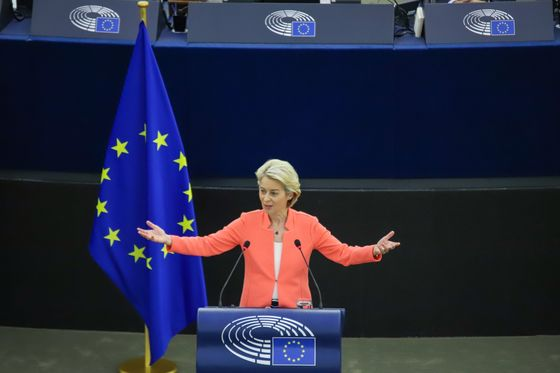 EU Calls On China, U.S. to 'Step Up' on Global Climate Fight