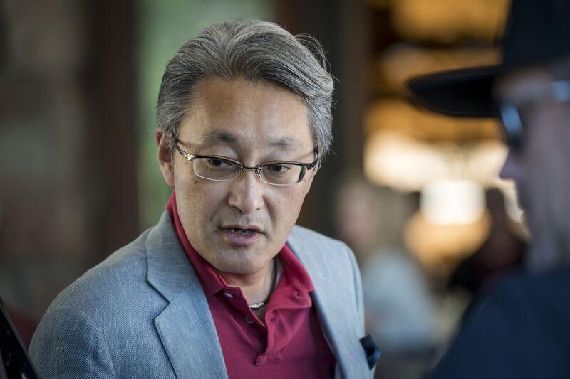 Juni 2019, Mantan Bos Sony Kazuo Hirai Pensiun