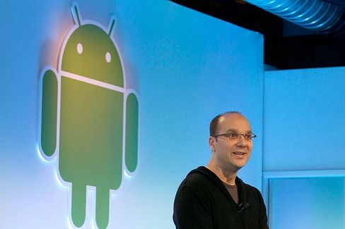 Android Chief Andy Rubin Breaks Up With the Green Robot